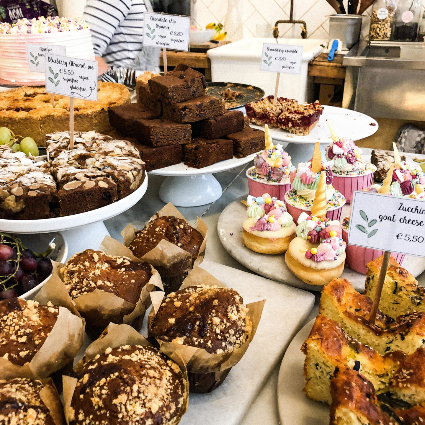 The ULTIMATE Guide to Visiting Amsterdam, Pluk Cafe - Rachel Nicole UK Blogger