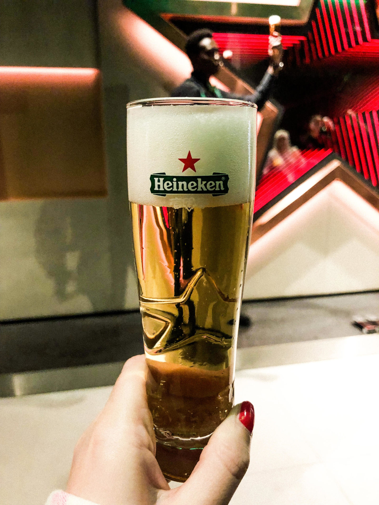 The ULTIMATE Guide to Visiting Amsterdam, The Heineken Experience - Rachel Nicole UK Blogger