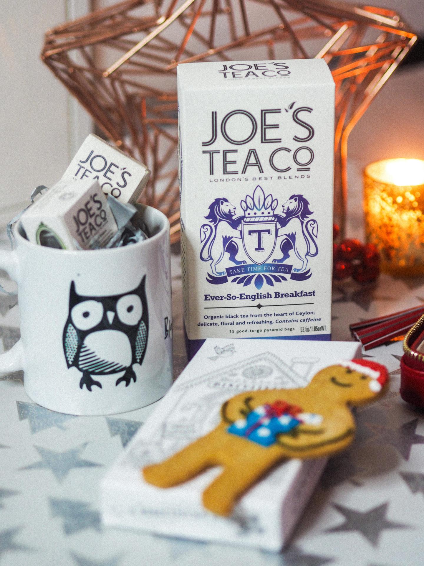 Christmas Winter Warmer Hamper with Blogger Hive - Rachel Nicole UK Blogger