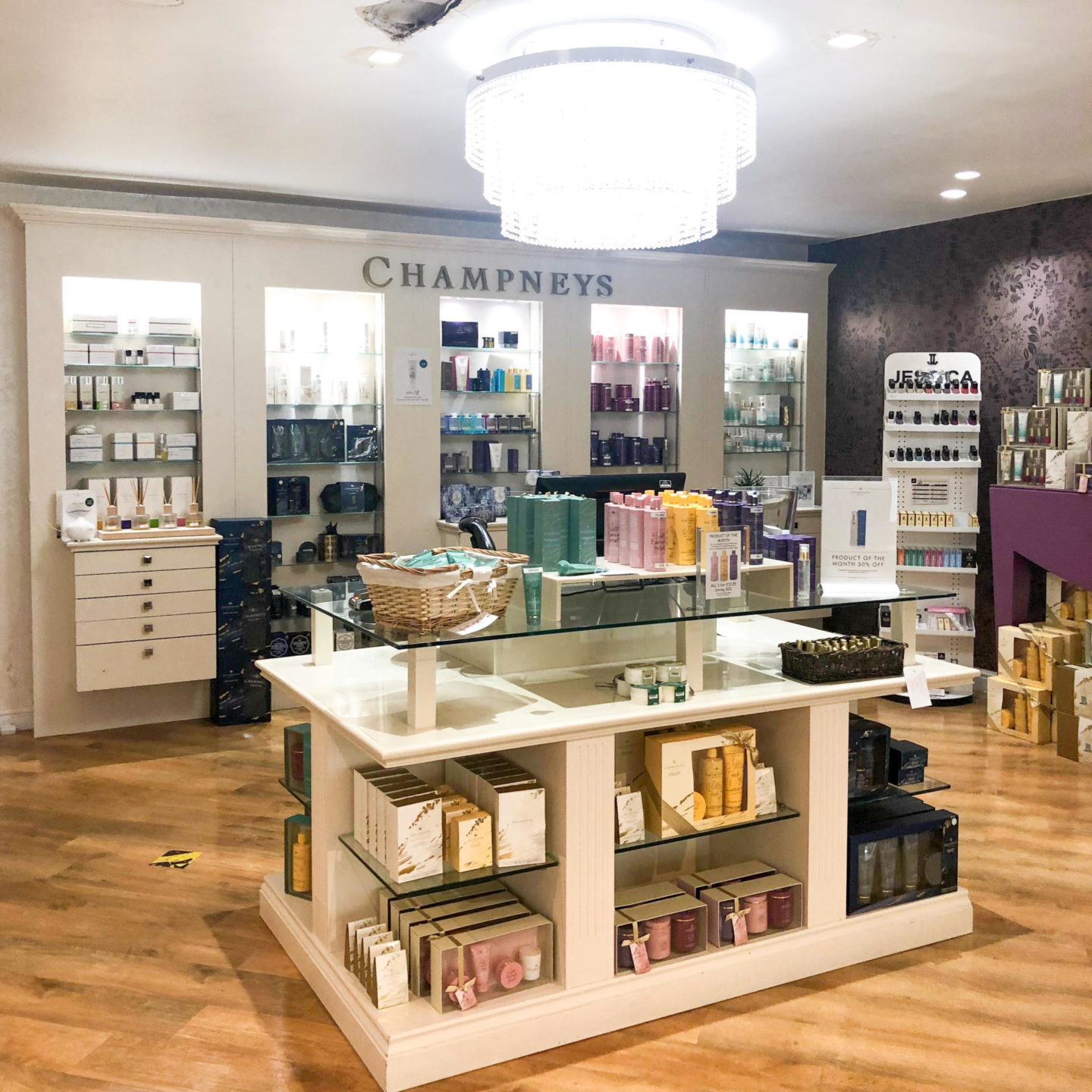 A Valentines Spa Break at Champneys Springs - Rachel Nicole UK Blogger