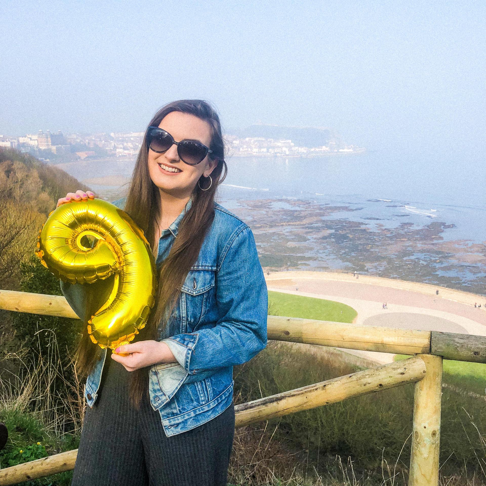 It's my 9th Blogging Birthday & HUGE Giveaway - Rachel Nicole UK Blogger
