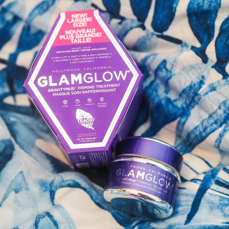 GlamGlow Gravity Mud Firming Treatment - Rachel Nicole UK Blogger