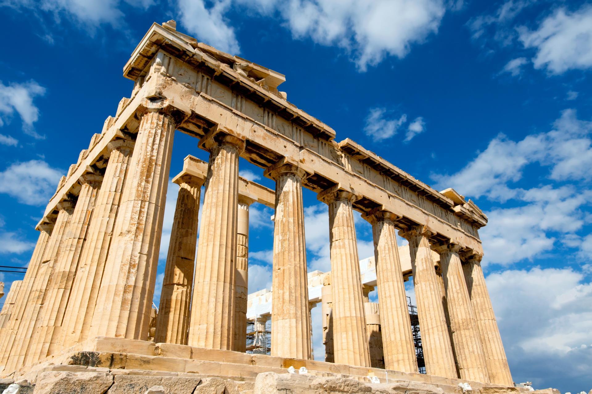 Five Unmissable Sights When Visiting Athens, Greece - Rachel Nicole UK Blogger