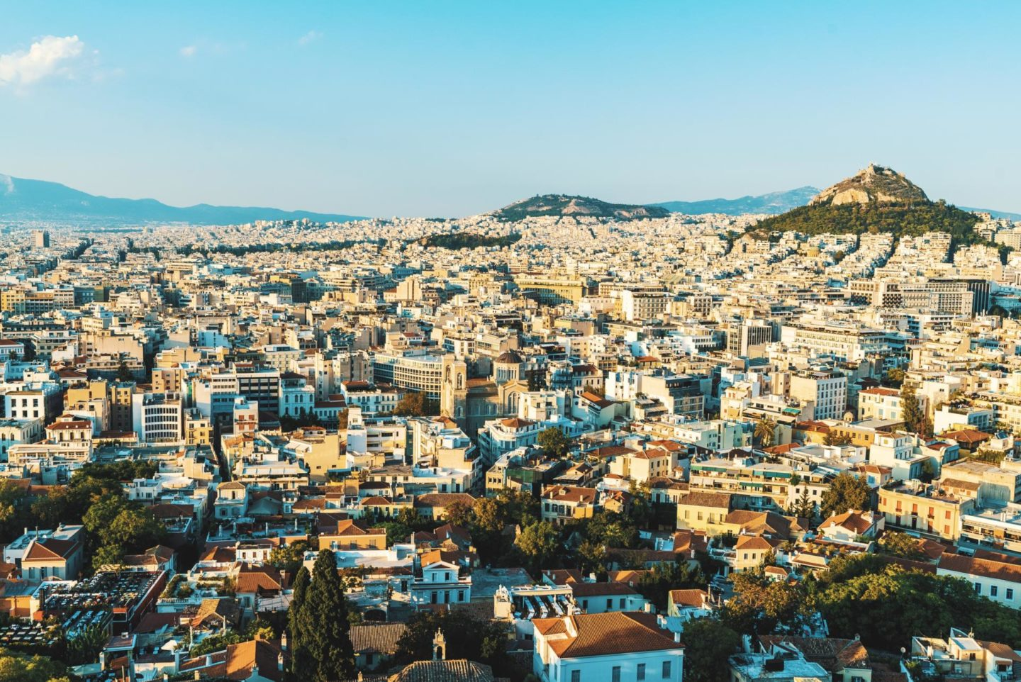 Five Unmissable Sights When Visiting Athens, Greece - Rachel Nicole UK Blogger