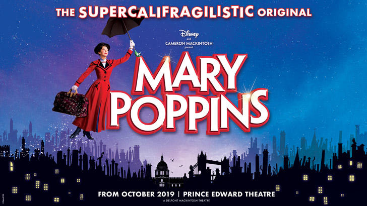 Mary Poppins - Rachel Nicole UK Blogger