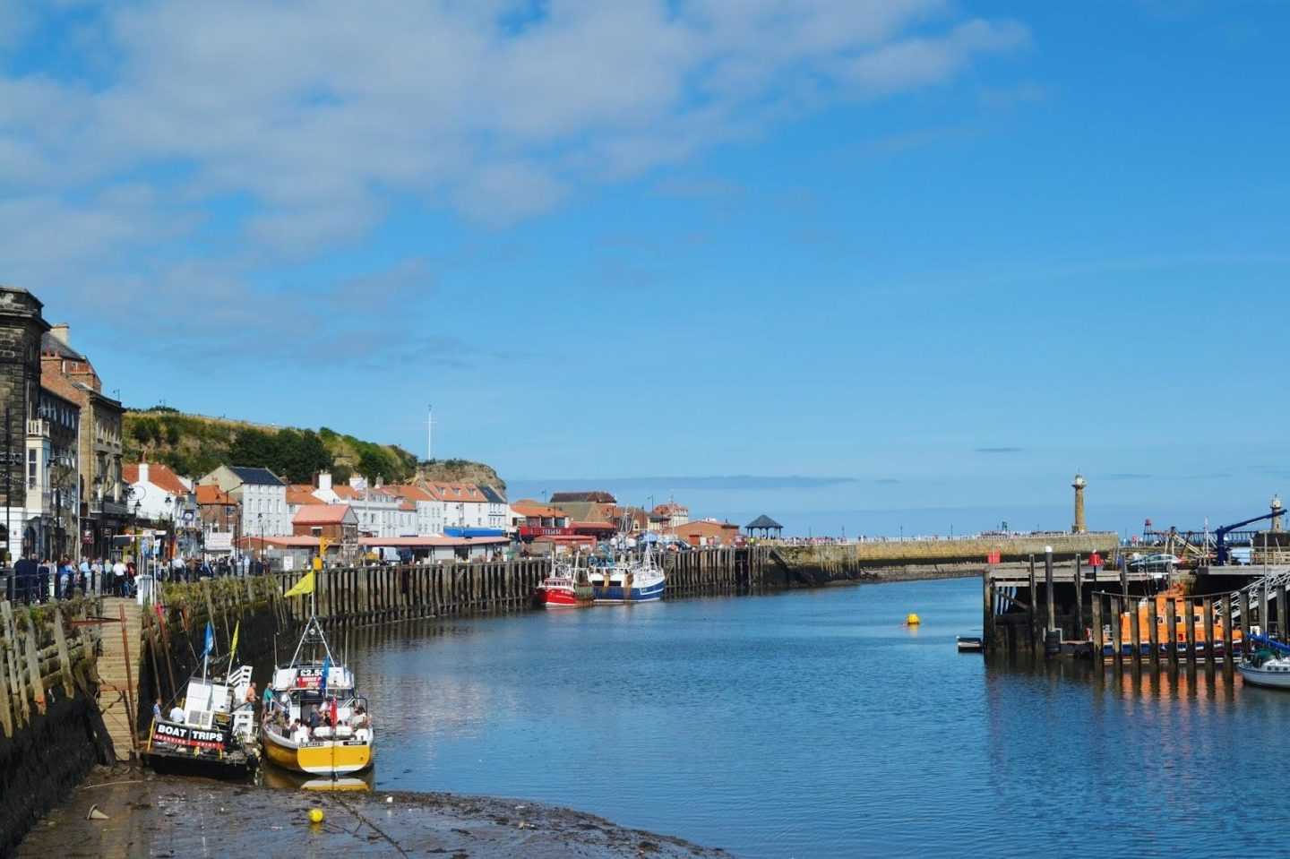 Five Places to visit along the North Yorkshire Coast - Rachel Nicole UK Blogger