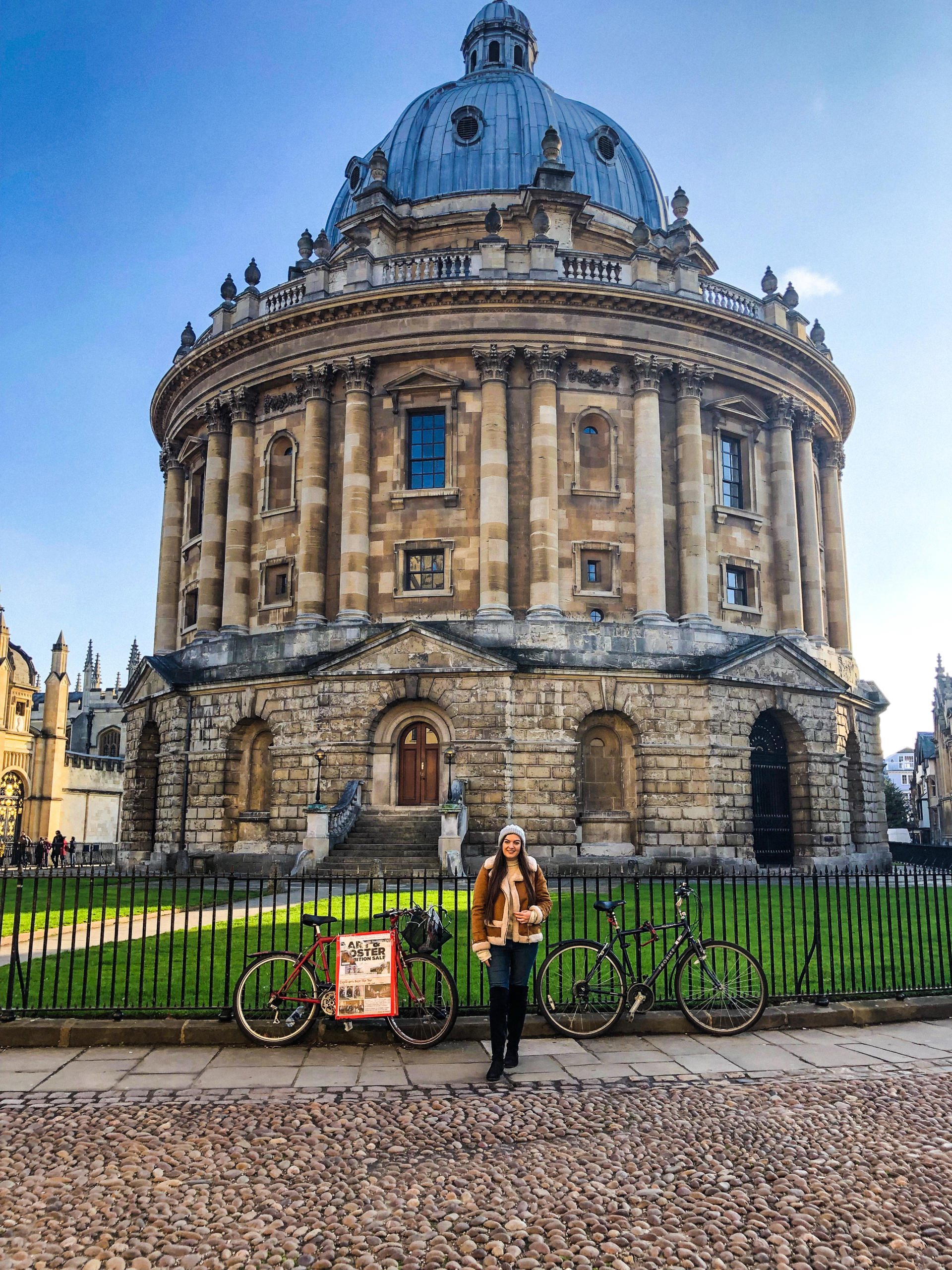 A Day Trip To Oxford with Marco Polo Guides - Rachel Nicole UK Blogger
