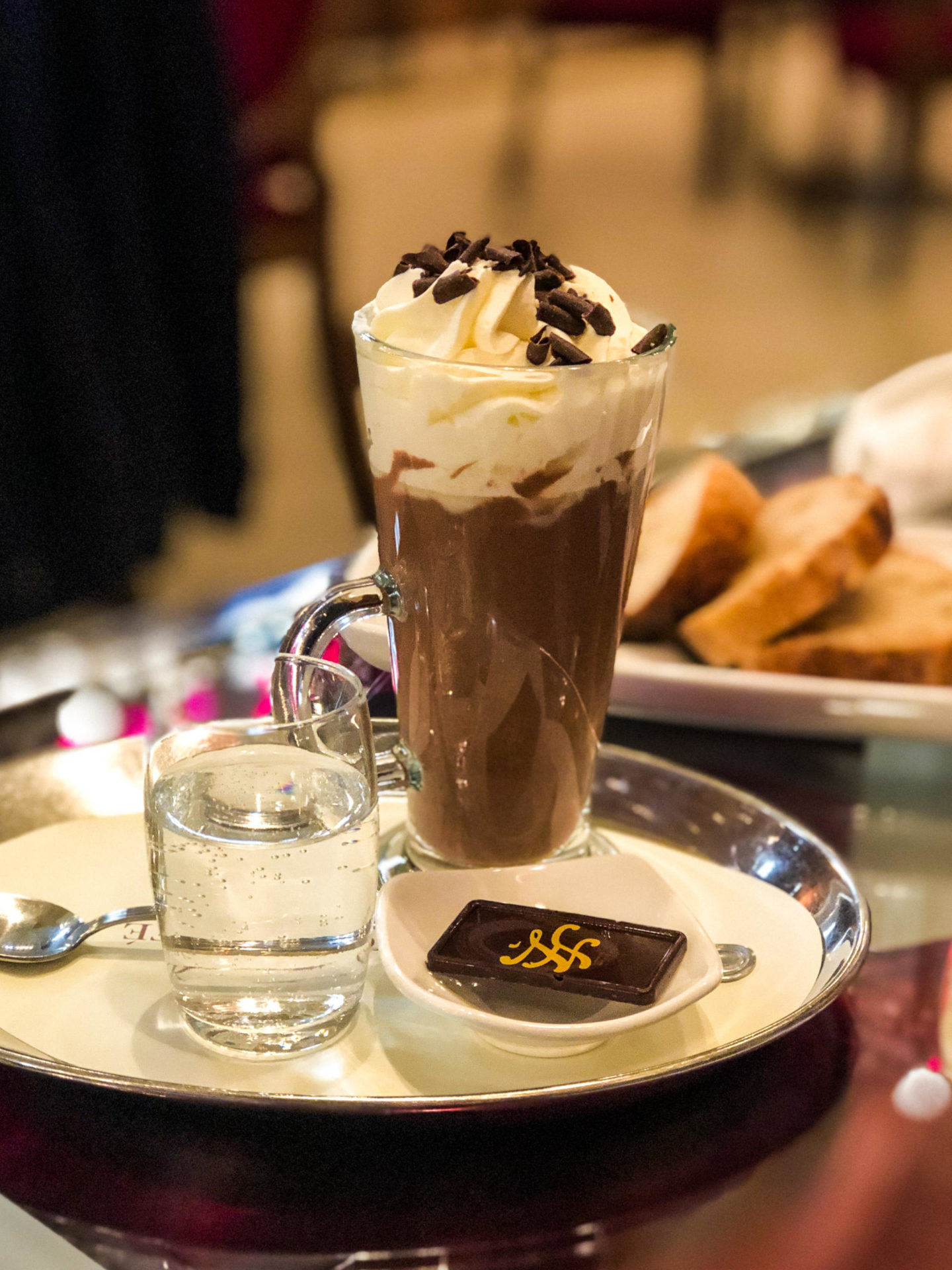 Four Days in Budapest, New York Cafe - Rachel Nicole UK Blogger