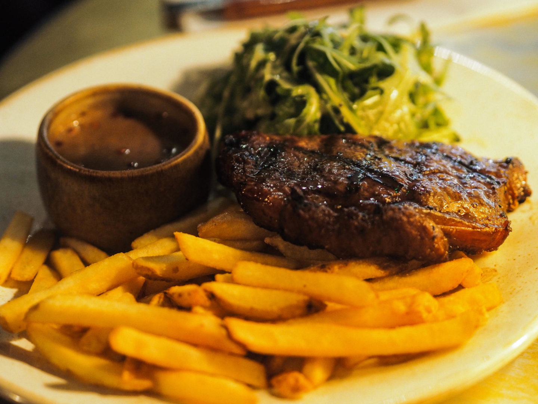 A Weekend in Bristol, Dining at Buttermilk & Maple - Rachel Nicole UK Blogger