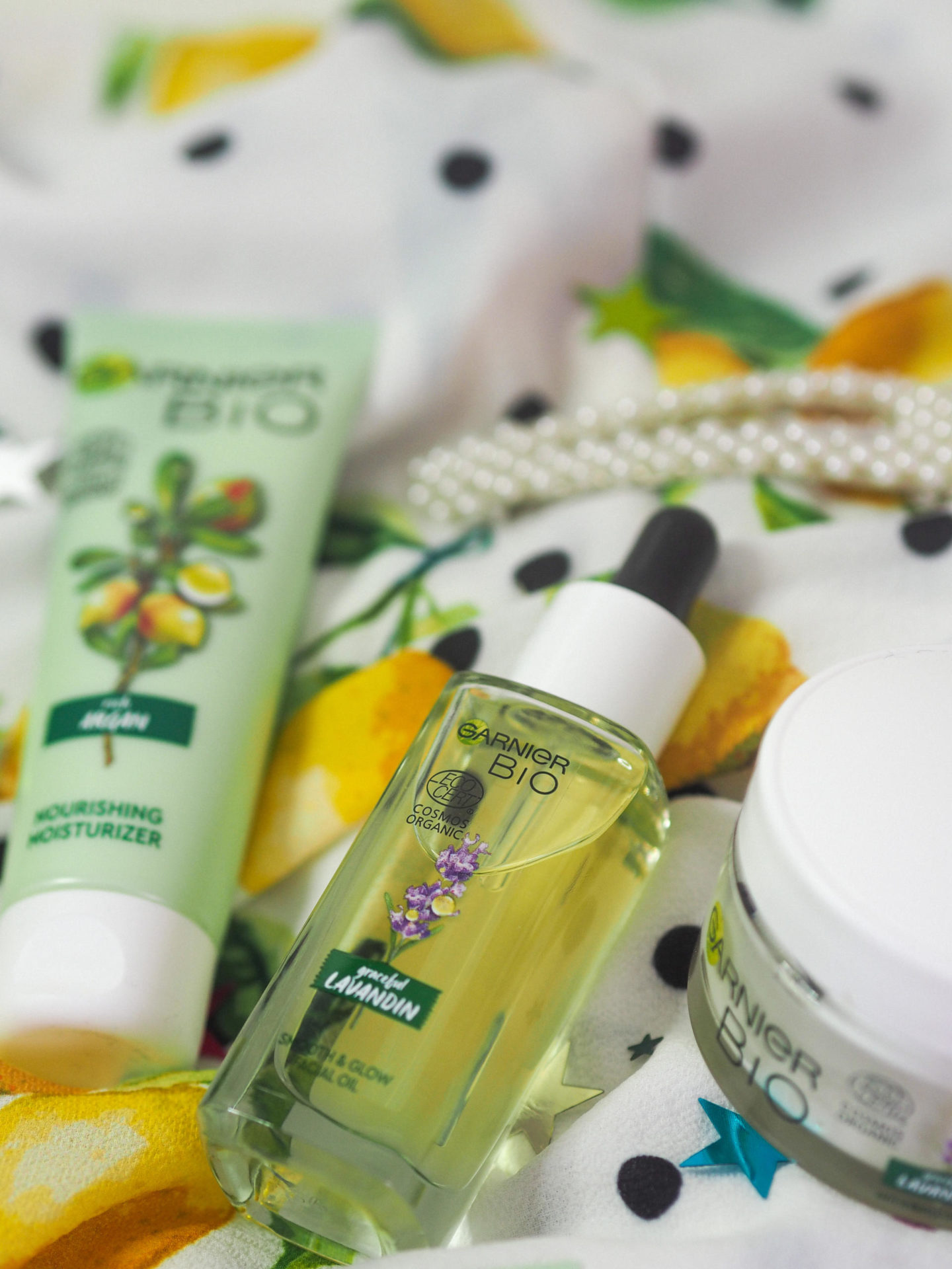 A First Look at the NEW Garnier Bio Organic Skincare Range - Rachel Nicole UK Blogger