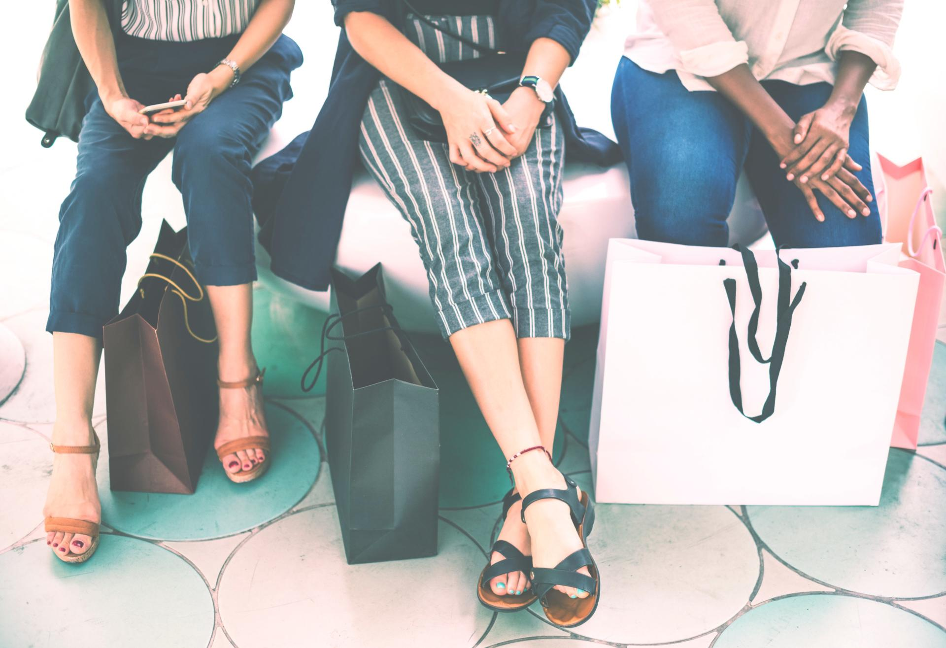 Impulse spending and shopping – check your temperament - Rachel Nicole UK Blogger