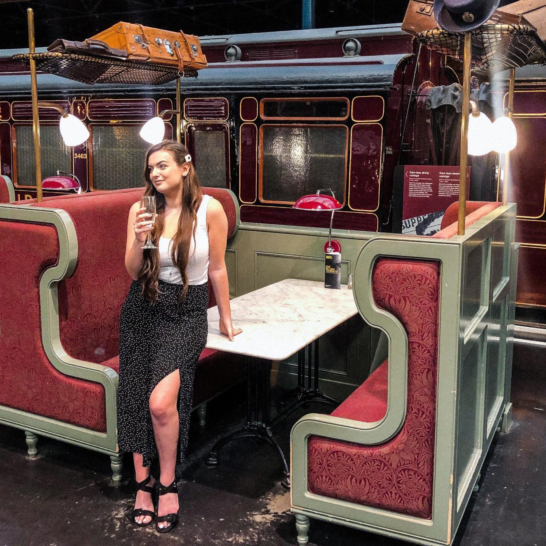 One Billion Journeys at The National Railway Museum - Rachel Nicole UK Blogger