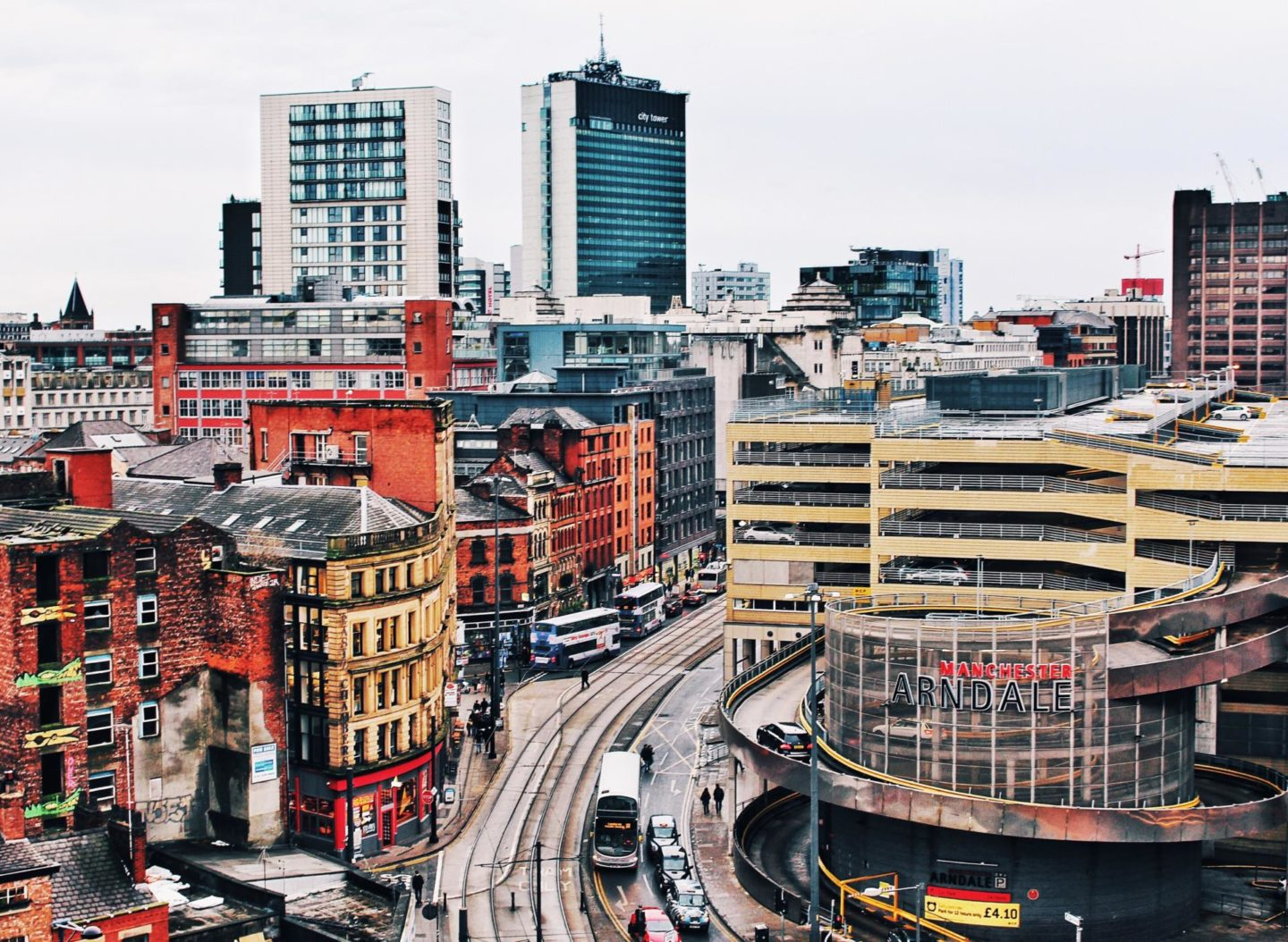 4 Musts On A Trip To Manchester - Rachel Nicole UK Blogger