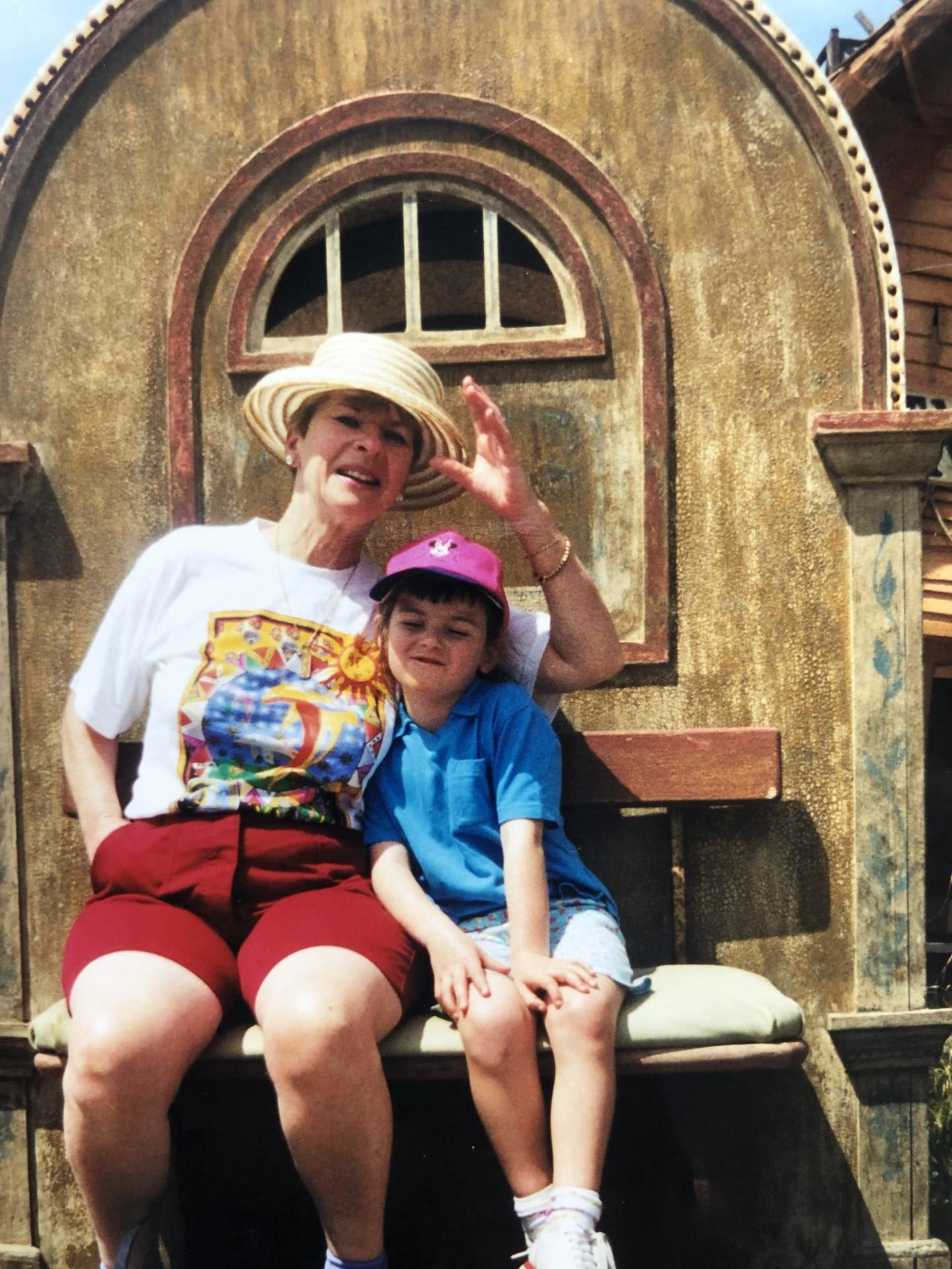 Travelling with Grandparents - Rachel Nicole UK Blogger