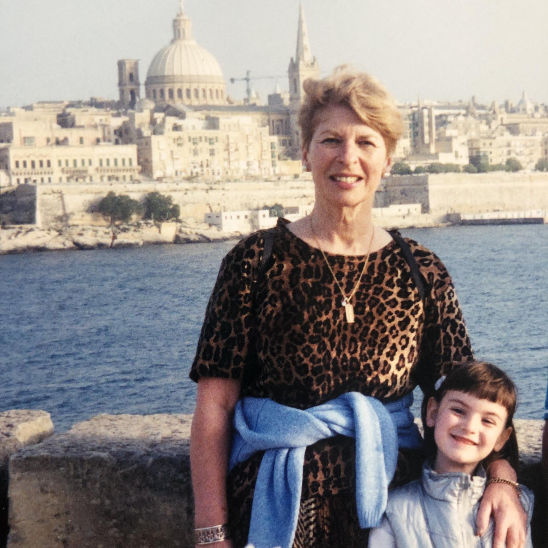 Travelling with Grandparents - Rachel Nicole UK Blogger