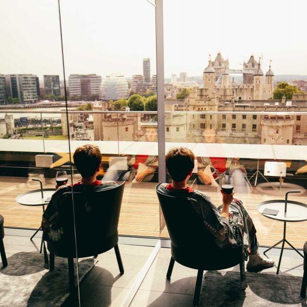 My Top London Hotels with Impressive Views