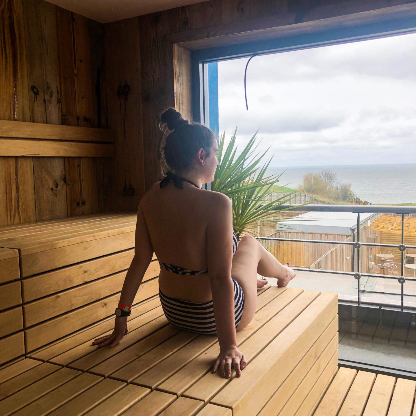 Wellness Spa at Alpamare, Scarborough - Rachel Nicole UK Blogger