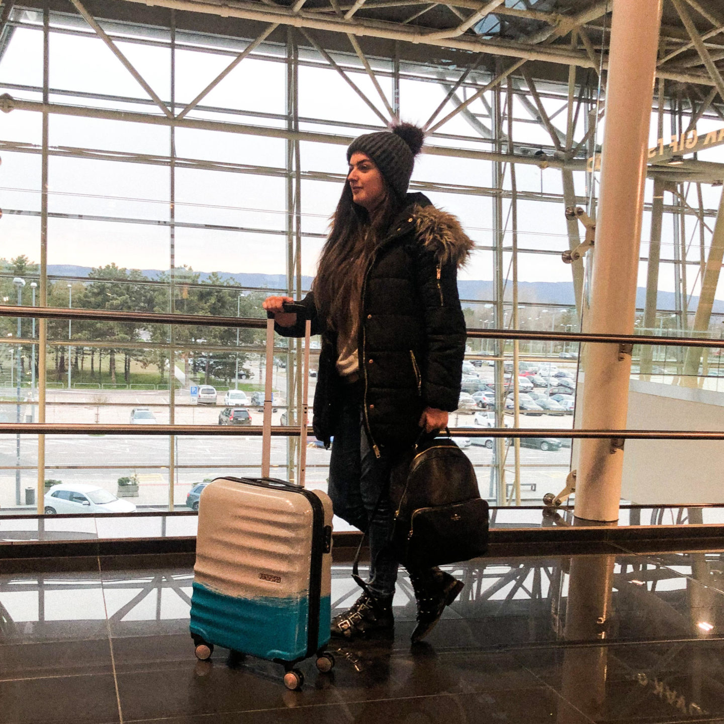 My Tips For a Stress Free Airport Experience - Rachel Nicole UK Blogger