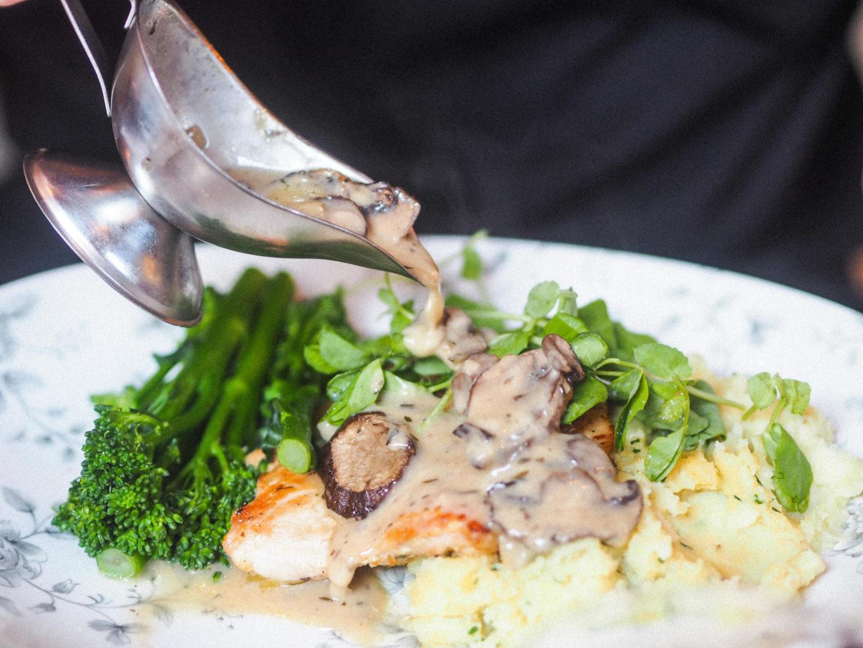 Dining at the new look Bill's Restaurant, Leeds- Rachel Nicole UK Blogger