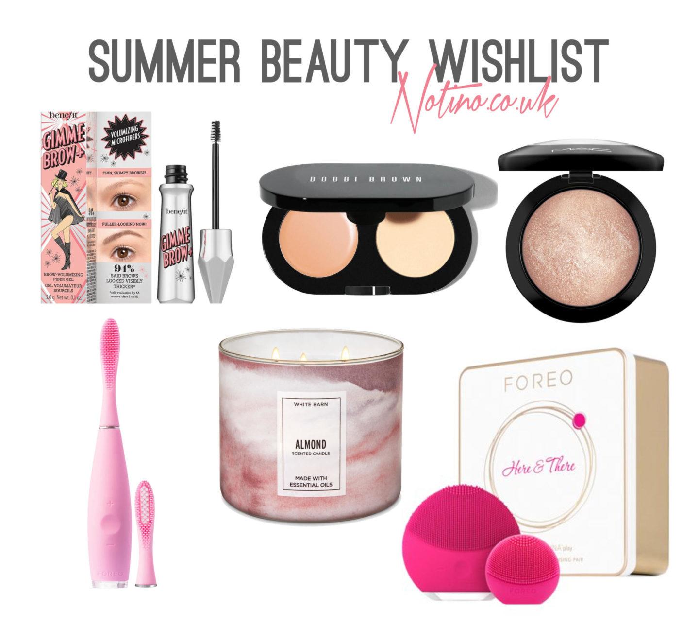 Summer beauty notino.co.uk