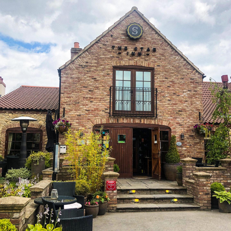 The Sunday Roast Diaries: The Star Inn, Sancton - Rachel Nicole UK Blogger