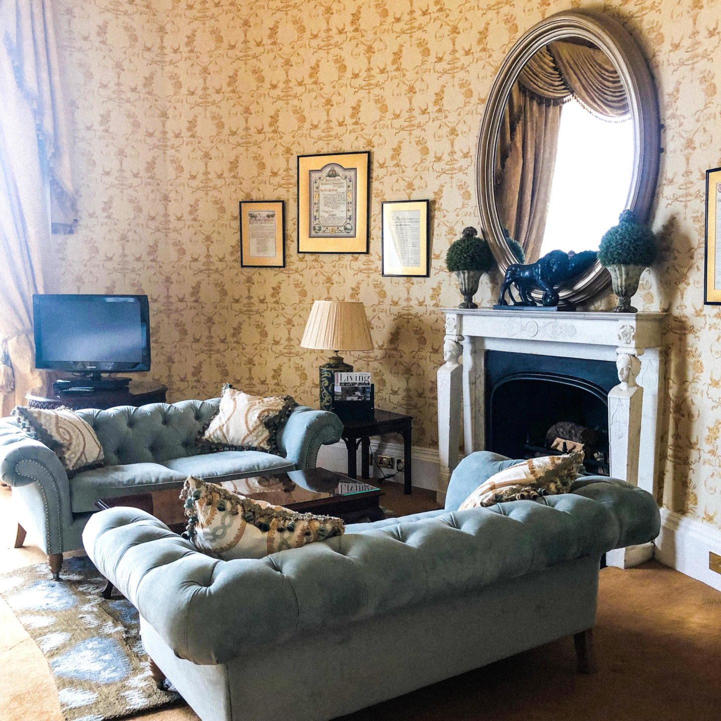 Discovering Middlesborough & Darlington with Enjoy Tees Valley, Wynyard Hall - Rachel Nicole UK Blogger