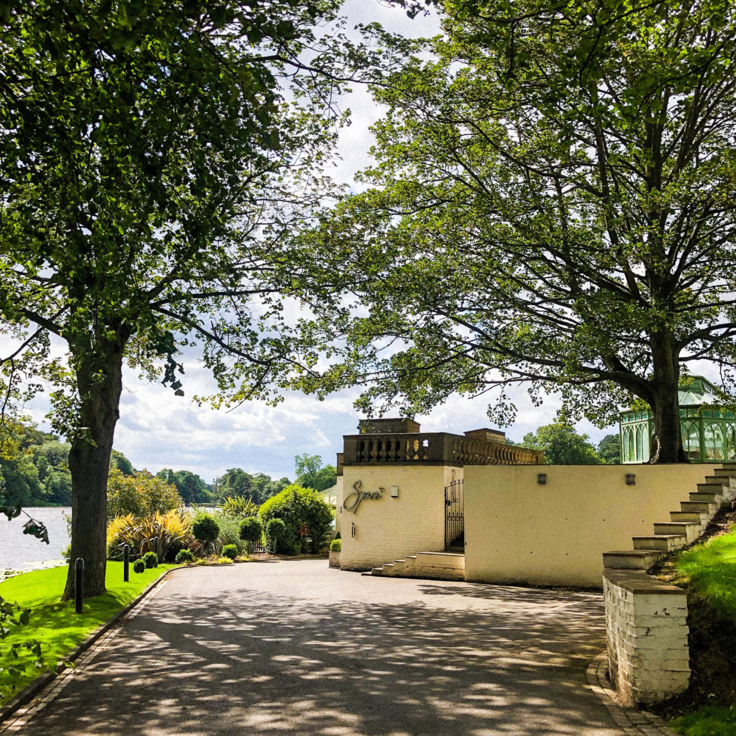 Discovering Middlesborough & Darlington with Enjoy Tees Valley, Wynyard Hall Spa - Rachel Nicole UK Blogger