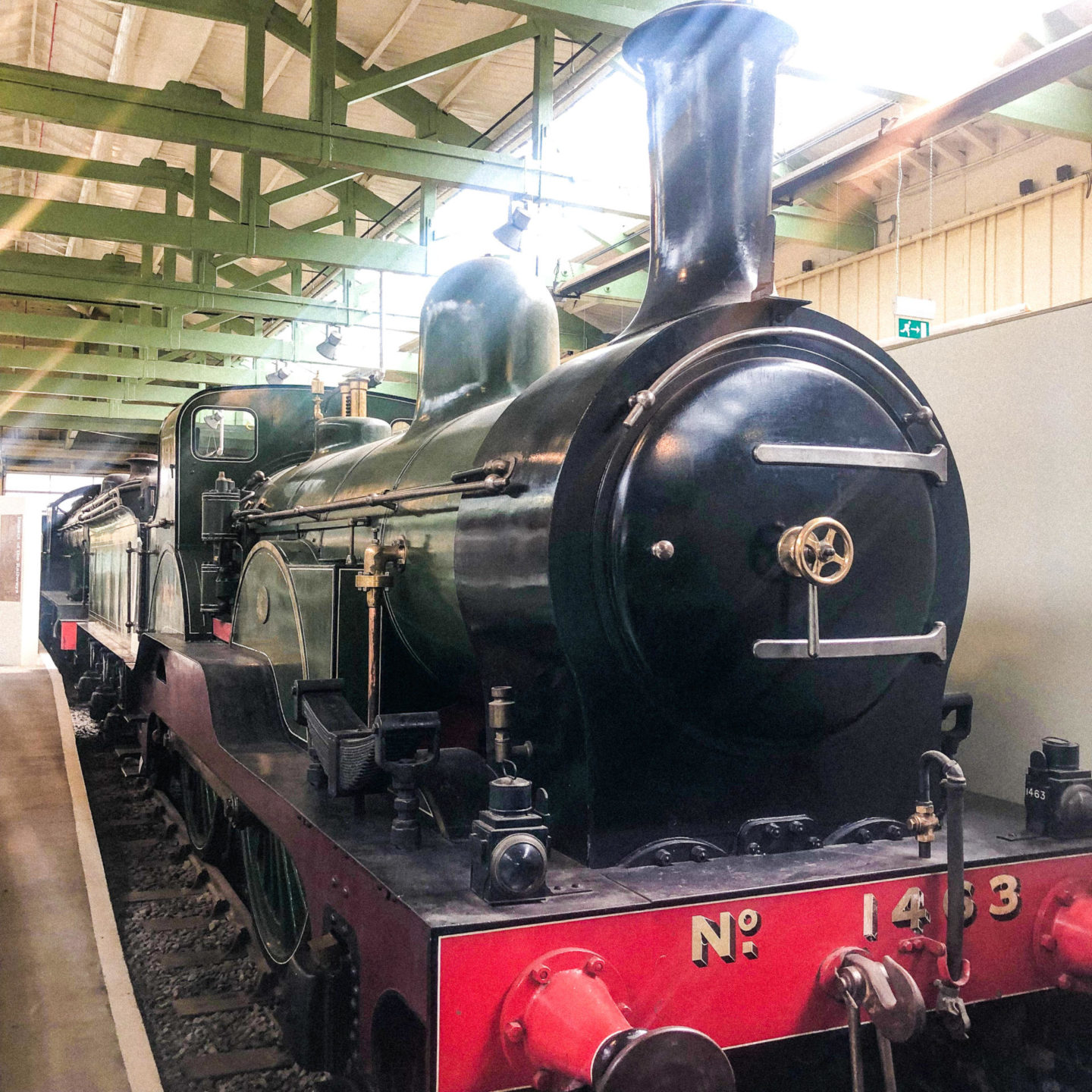 Discovering Middlesborough & Darlington with Enjoy Tees Valley, Head of Steam - Rachel Nicole UK Blogger