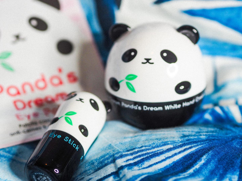 First Impressions on Tony Moly Panda's Dream Skincare - Rachel Nicole UK Blogger