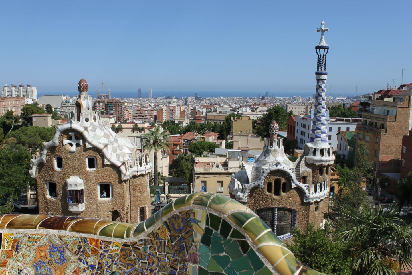 Accessible Destinations to Visit with Grandparents, Barcelona - Rachel Nicole UK Blogger
