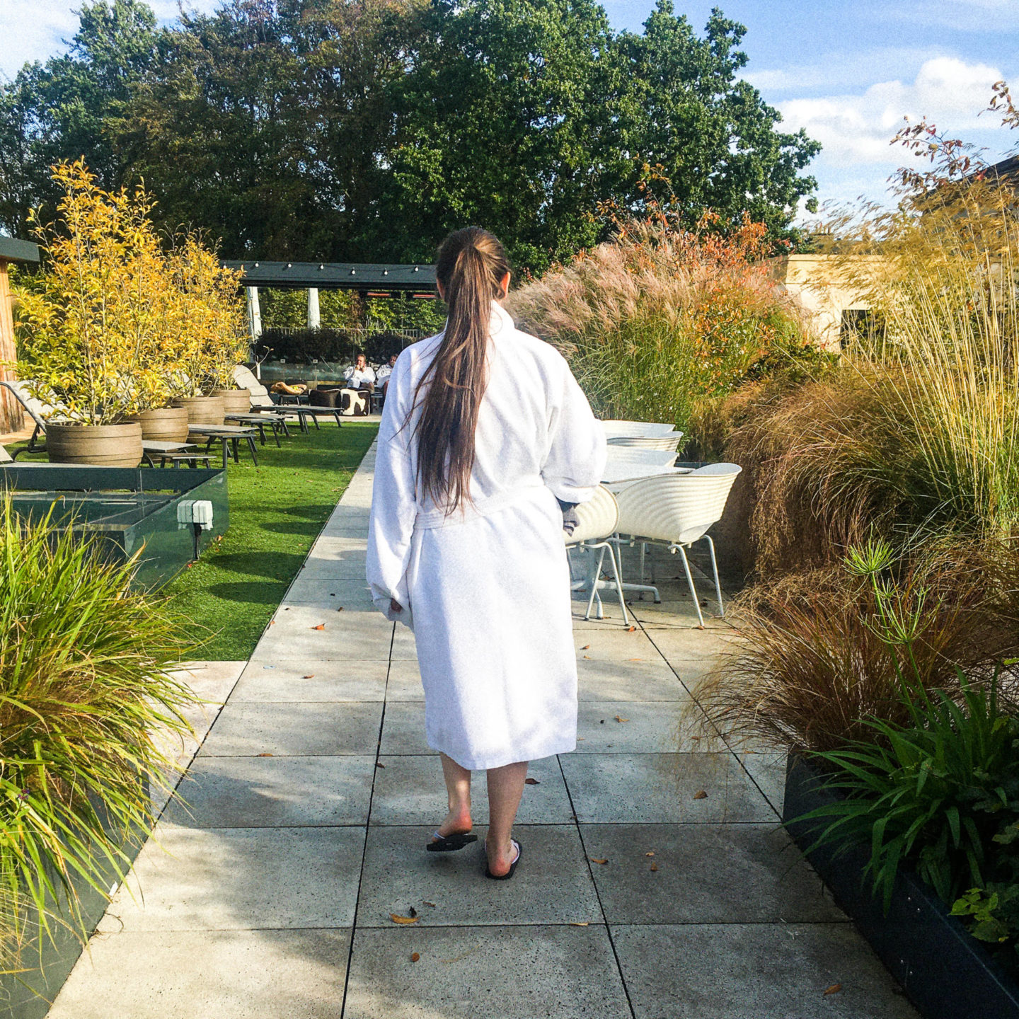 An Afternoon at the Rudding Park Hotel Spa, Harrogate - Rachel Nicole UK Blogger