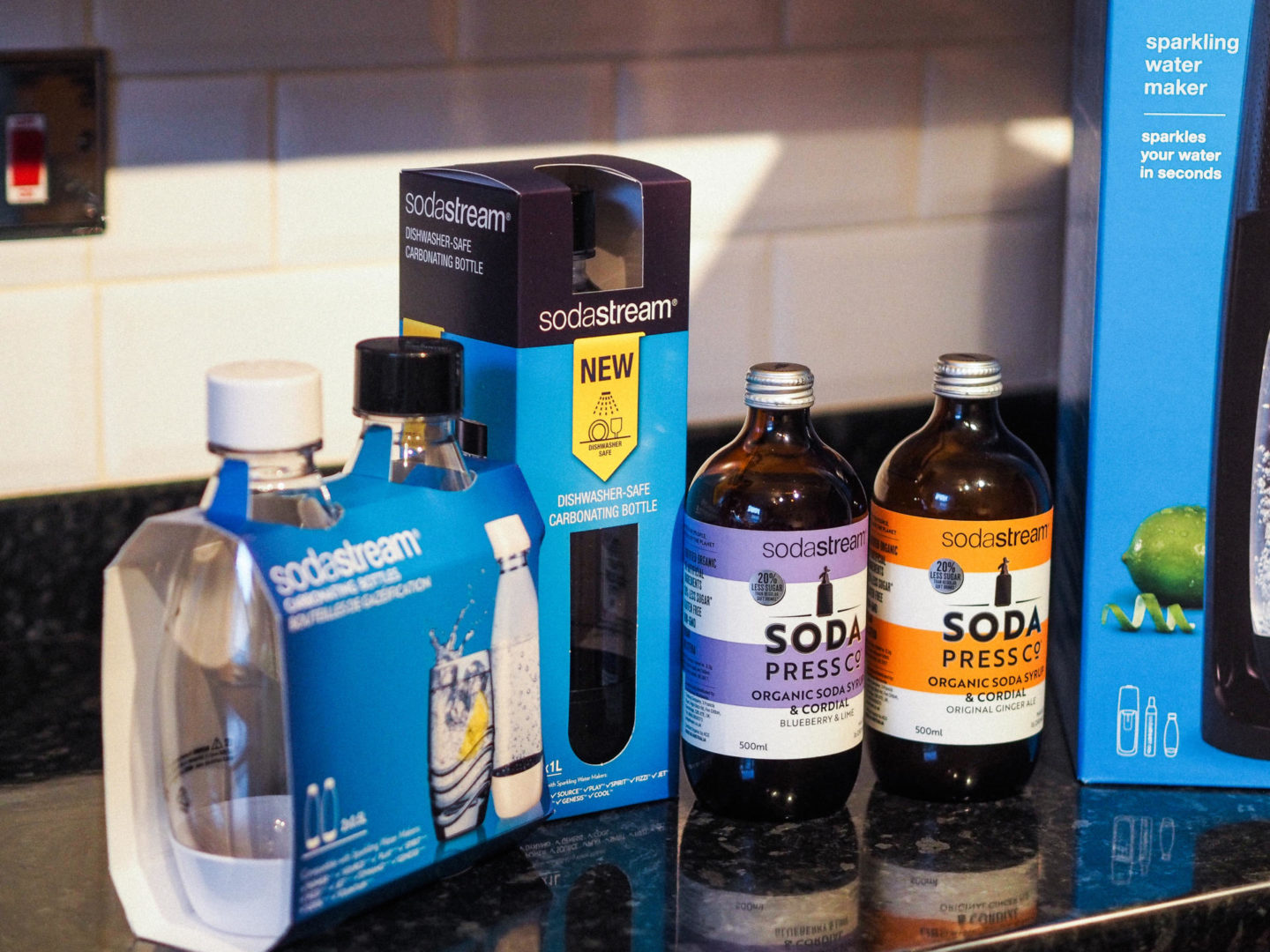 Getting Fizzy with SodaStream - Rachel Nicole UK Blogger
