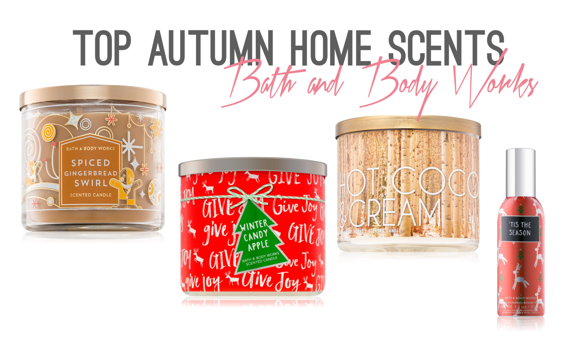 Top Picks for Autumn Home Scents at Notino.co.uk - Rachel Nicole UK Blogger