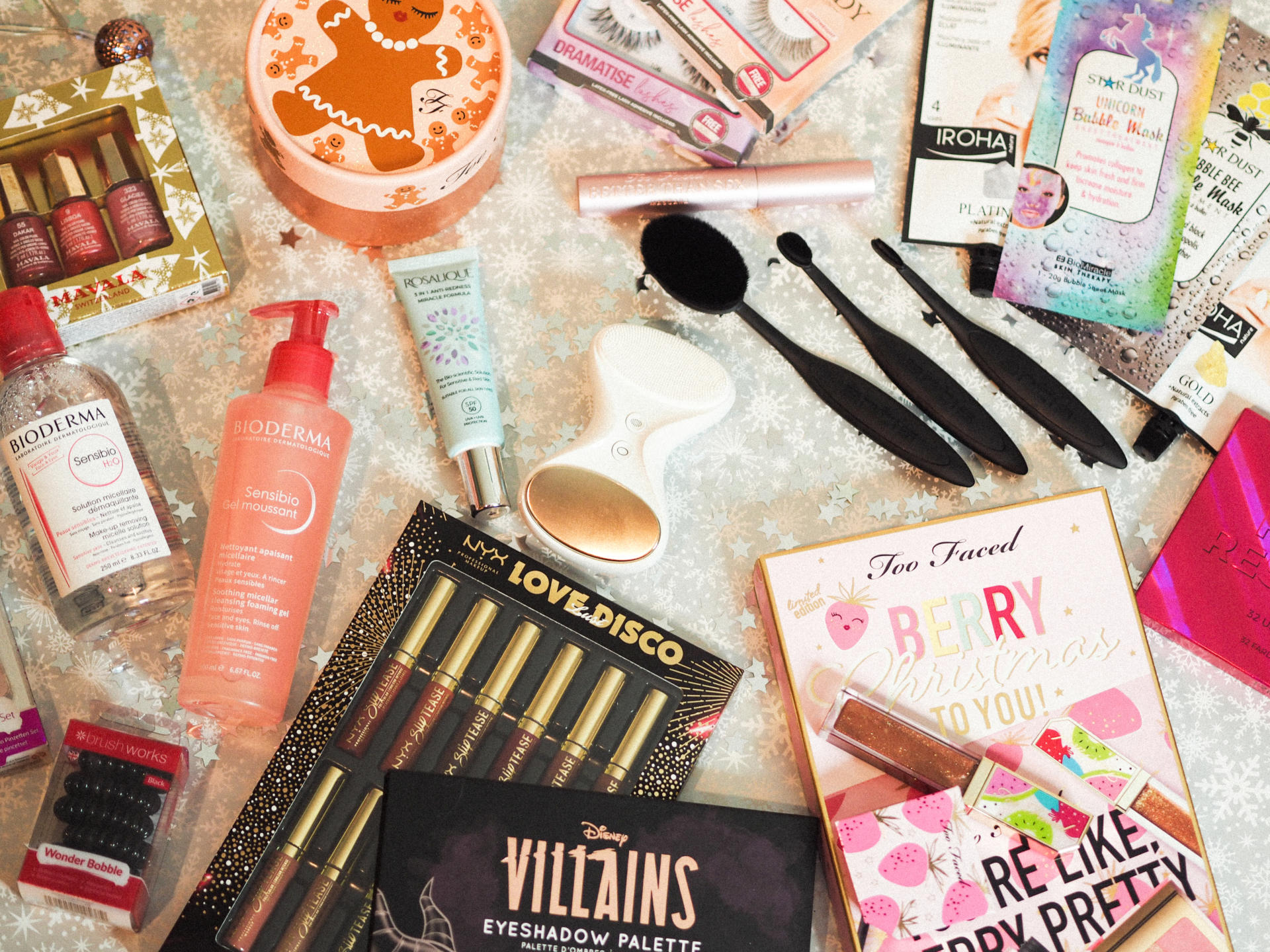 Festive Gift Guide: For Beauty Lovers - Rachel Nicole UK Blogger