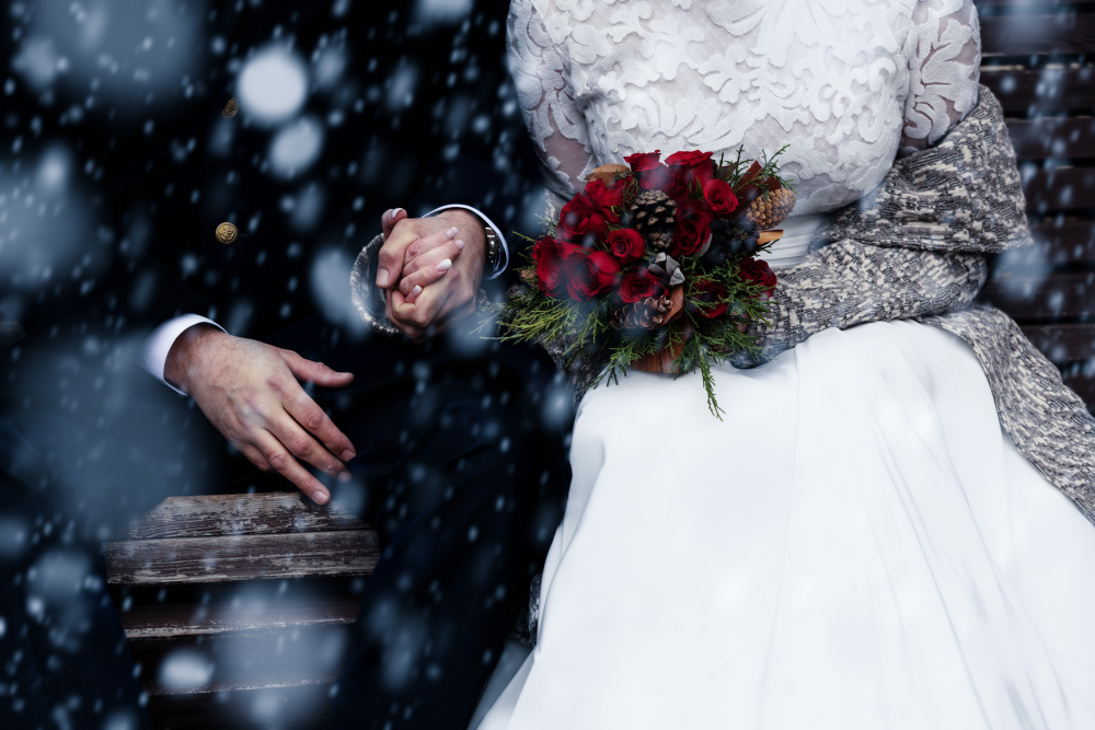 The Christmas Wedding Guide - Rachel Nicole UK Blogger