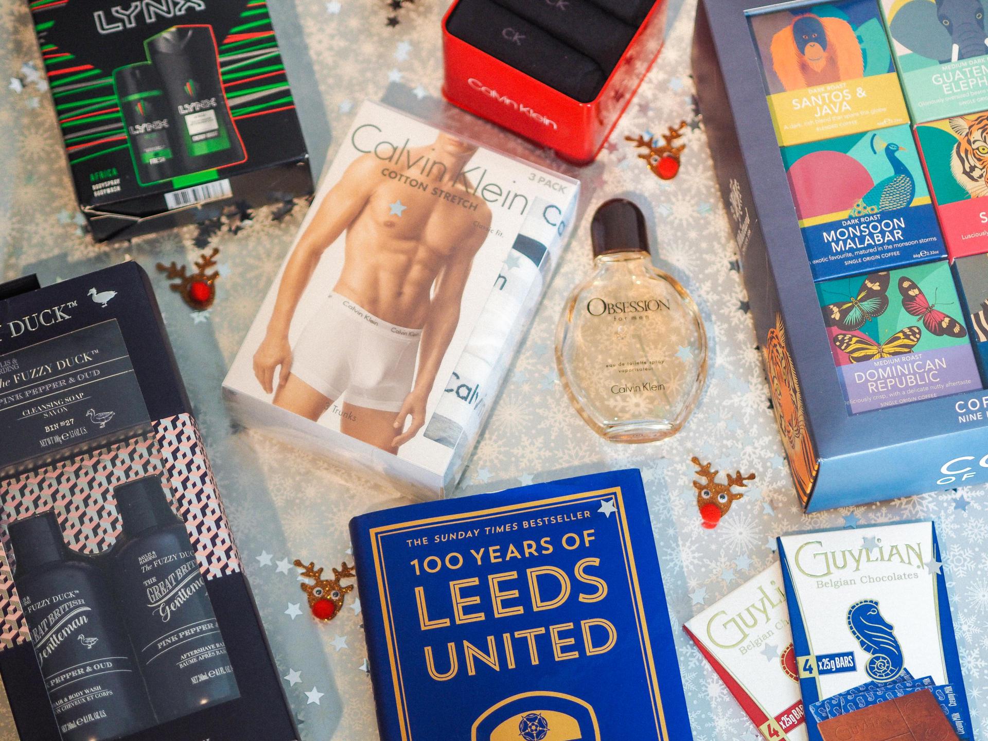 Festive Gift Guide: For Him - Rachel Nicole UK Blogger