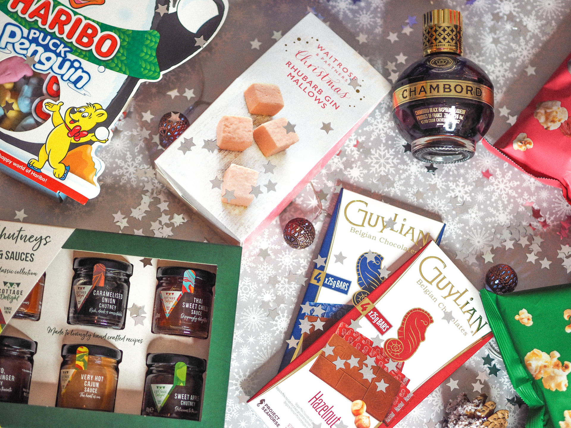 Festive Gift Guide: Tasty Stocking Fillers - Rachel Nicole UK Blogger