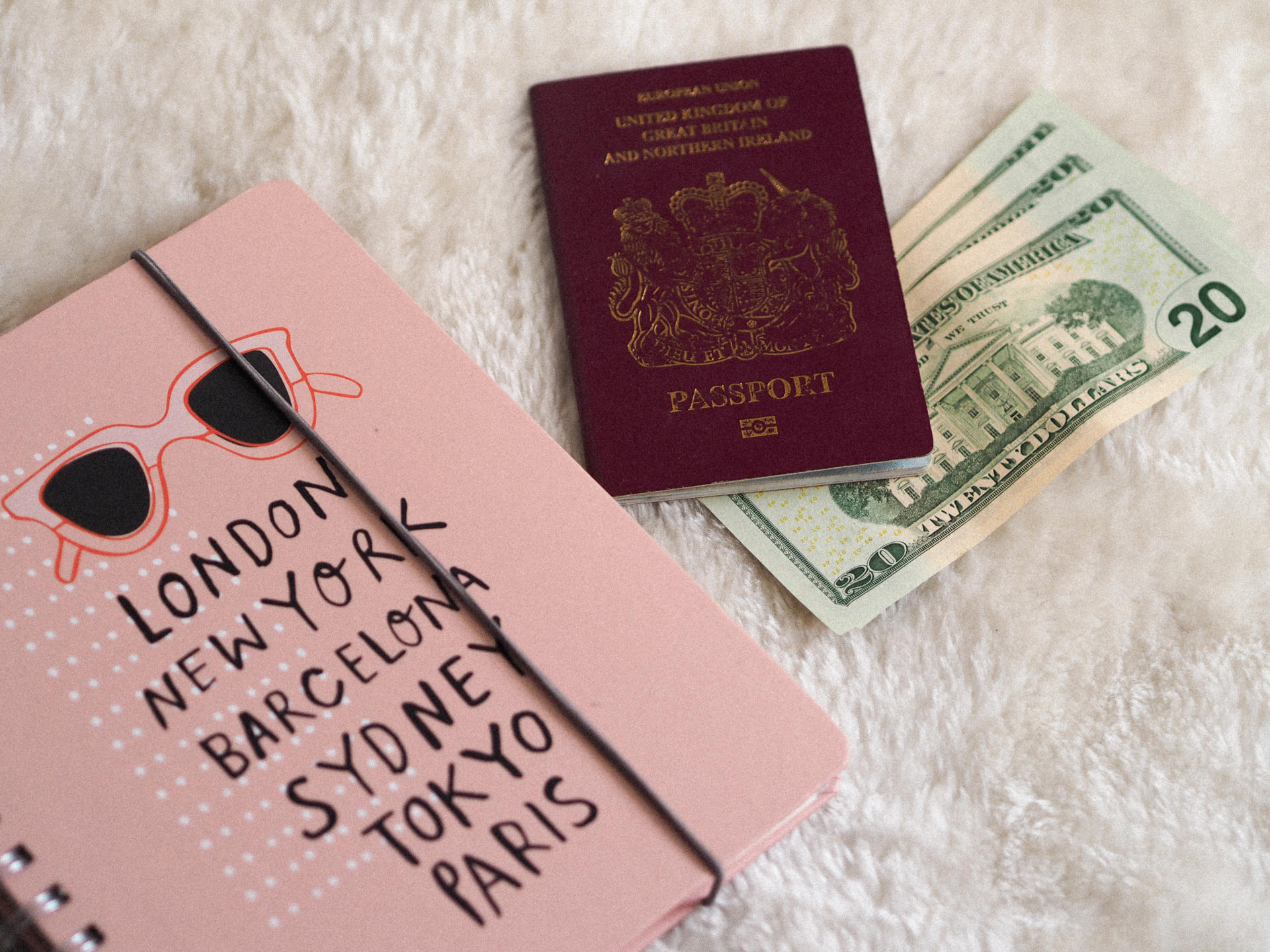 Preparing for Our Three Week USA Trip - Rachel Nicole UK Blogger