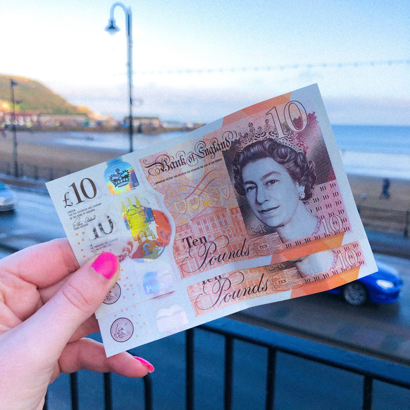 A Day at The Seaside for Just £20! - Rachel Nicole UK Blogger