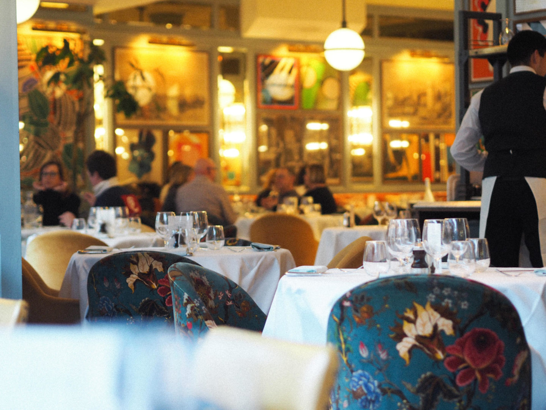 Lunch at The Ivy Victoria Quarter, Leeds - Rachel Nicole UK Blogger