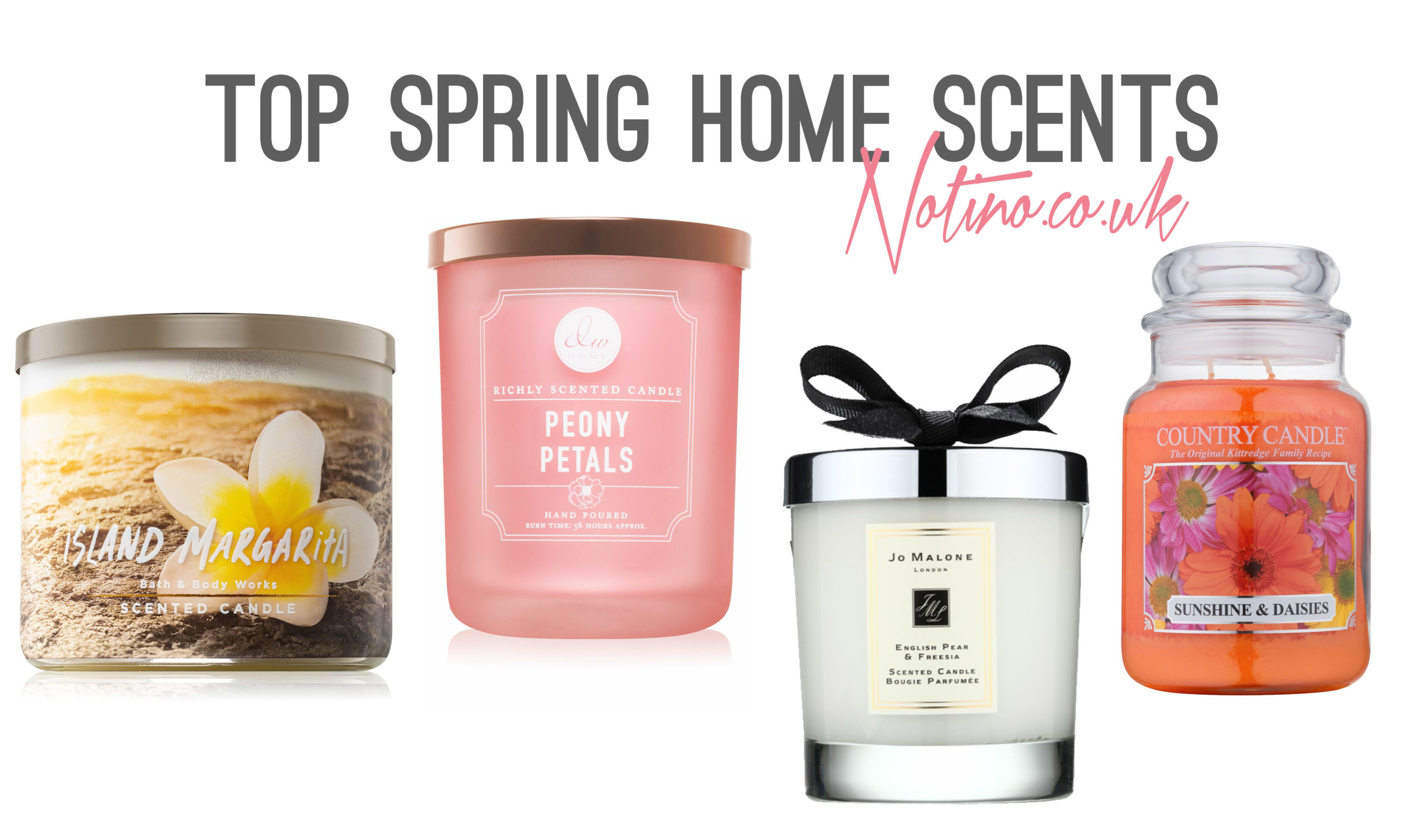Spring Scents with Notino.co.uk - Rachel Nicole UK Blogger