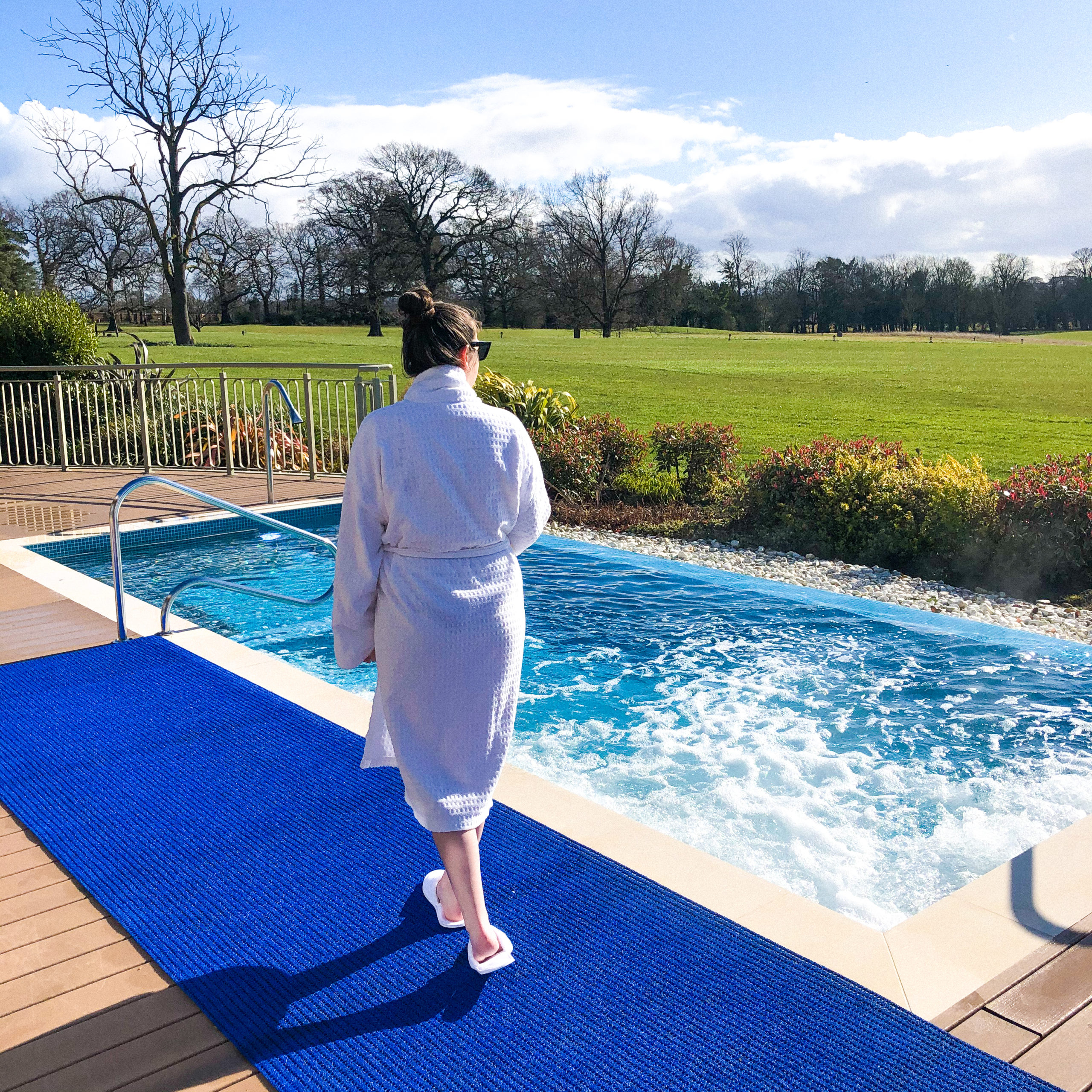 A Luxury Spa Break & Dining at Rockliffe Hall - Rachel Nicole UK Blogger