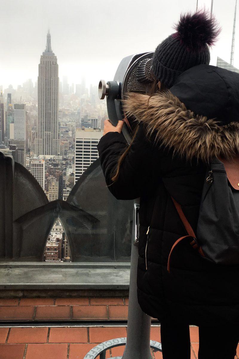 New York, Las Vegas & Los Angeles - The Dream Itinerary! - Rachel Nicole UK Blogger