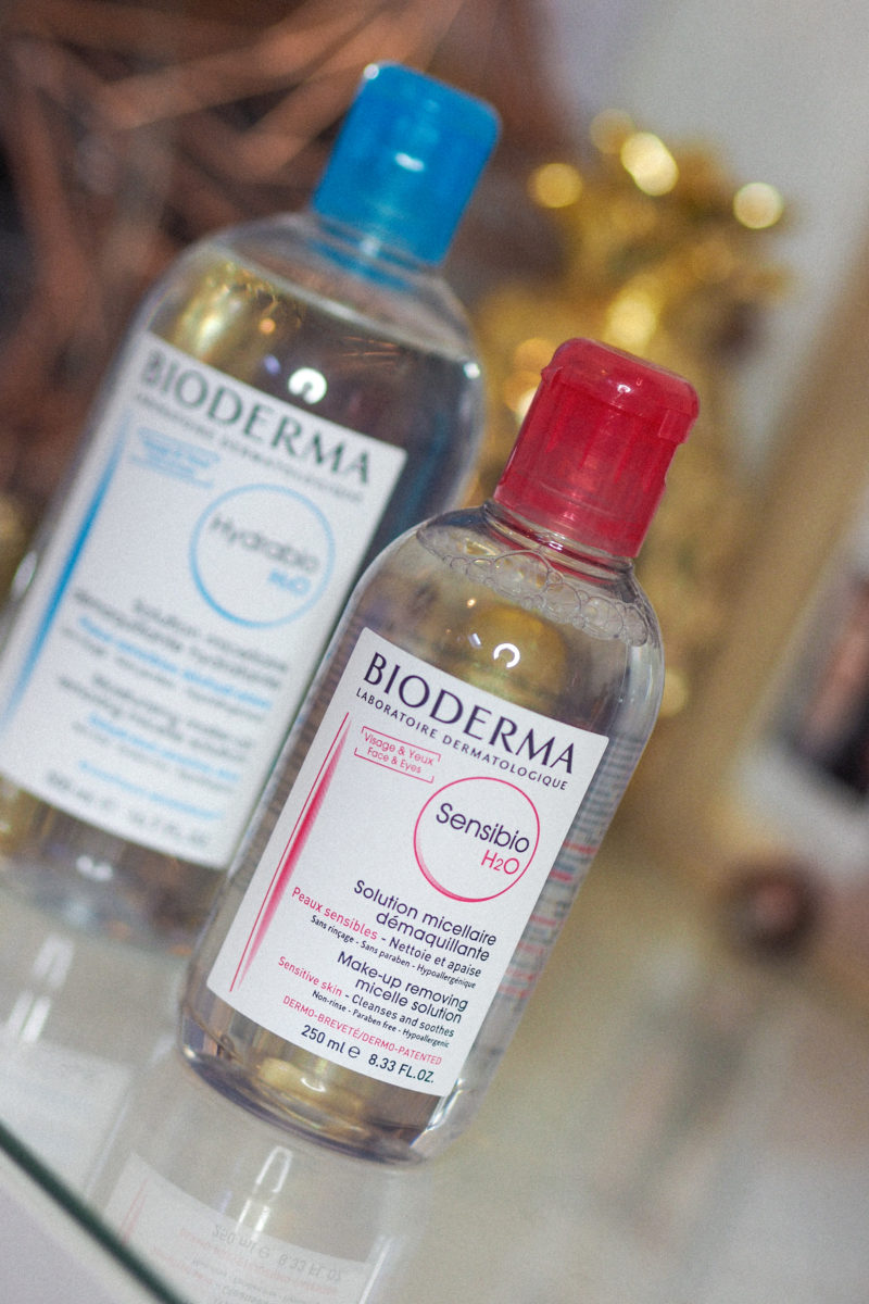 My First Impressions on Bioderma Skincare - Rachel Nicole UK Blogger