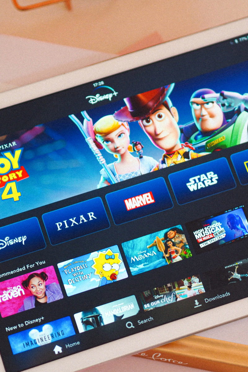 What I've been watching on Disney+ - Rachel Nicole UK Blogger