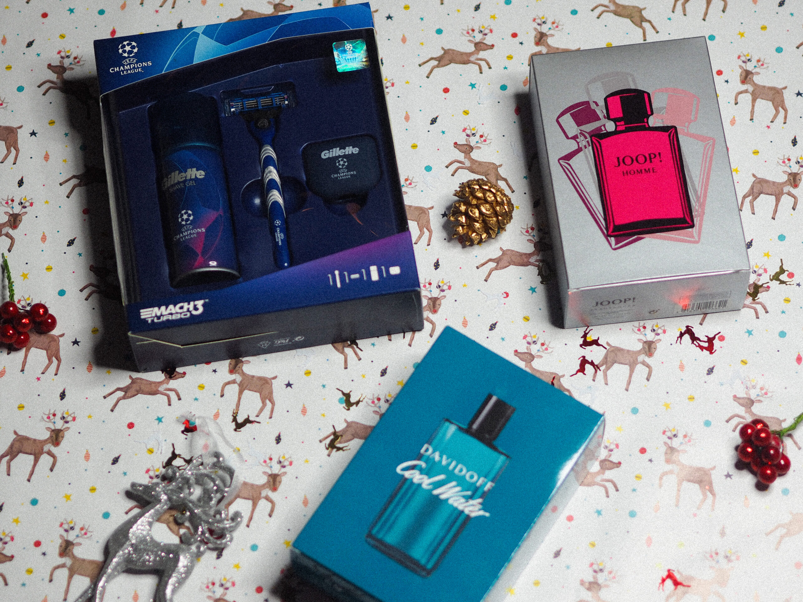Last Minute Gift Sets For Men From Notino Rachel Nicole